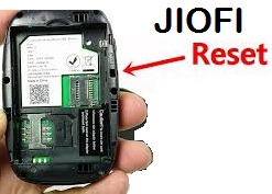 Reset JIOFI 2, 3 Password if Forgotten JIO Wifi Reset